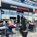 Aroma Espresso Bar in Toronto