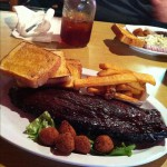 Buddy's All American Bar-B-Que in Huntington