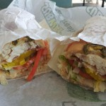 Subway Sandwiches in San Bernardino
