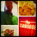 The Caboose Restaurant in McComb, MS