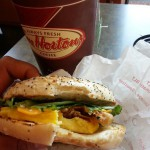 Tim Horton's in Halifax, NS