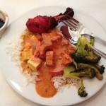 Manas India Restaurant in Los Angeles, CA