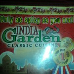 India Garden in Pittsburgh