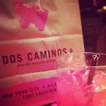 Dos Caminos in New York, NY