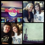 Hard Rock Cafe in Cleveland, OH