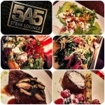 5A5 Steak Lounge in San Francisco