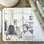Caffe Italia in San Diego