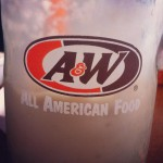 A & W Drive In in Indianola