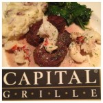Capital Grille in Paramus