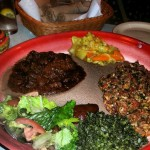 Blue Nile Ethiopian Restaurant in Houston
