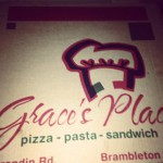 Grace's Place Pizzeria in Roanoke