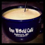 One World Cafe in Baltimore, MD