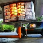 A & W Restaurant in Big Rapids