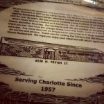 Old Hickory House Restaurant in Charlotte, NC