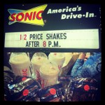 Sonic Drive-In in Washington