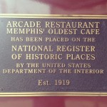 Arcade Restaurant in Memphis, TN