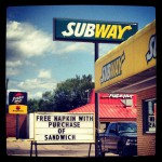 Subway Sandwiches in Holdrege