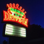 King Tut Drive-In in Beckley