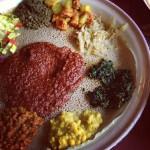 Altaye Ethiopian Restaurant in Seattle