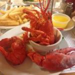Anglers Restaurant in Newport, ME
