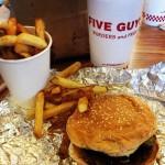 Five Guys Famous Burgers & Fri in Brunswick, GA