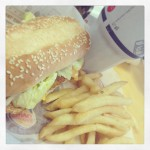 Burger King in Glendale