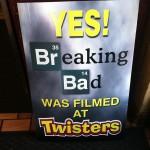 Twisters in Albuquerque