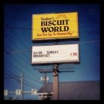 Tudor's Biscuit World in Beckley, WV