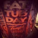 Fat Tuesday in Tempe, AZ