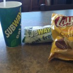 Subway Sandwiches in Russell