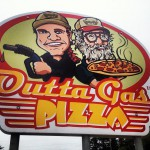 Outtagas Pizza in Yachats