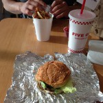 Five Guy's Burgers and Fries in Mohegan Lake