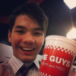 Five Guys Burgers and Fries in Alexandria