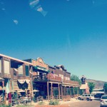 The True Grit Cafe in Ridgway
