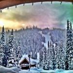Bolacco Cafe in Sun Peaks