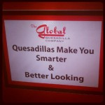 The Global Quesadilla Co in Chesterfield