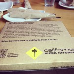 California Pizza Kitchen in Cleveland