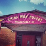 China Wok Buffet in Leesville