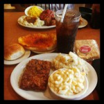 Luby's in Houston, TX