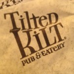 Tilted Kilt Pub and Eatery in Bolingbrook