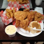 Chicken Barn Golden Fried Chicken in Smithfield