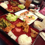Sunnys Sushi Steak Seafood Ho in el Paso