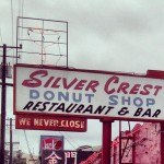 Silver Crest Donut Shop in San Francisco