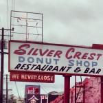 Silver Crest Donut Shop in San Francisco