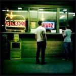 Ahn's Quarter Pound Burger in Oakland