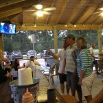 Moe's Original Bar B Que in Pawleys Island
