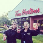 Tim Horton's in Saline