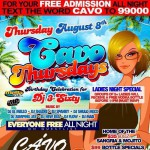 CAVO Cafe Lounge in Astoria