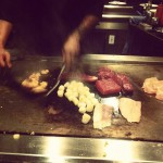 Shirasoni Japanese Steakhouse in Brentwood
