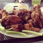 Wings Cafe in Raleigh